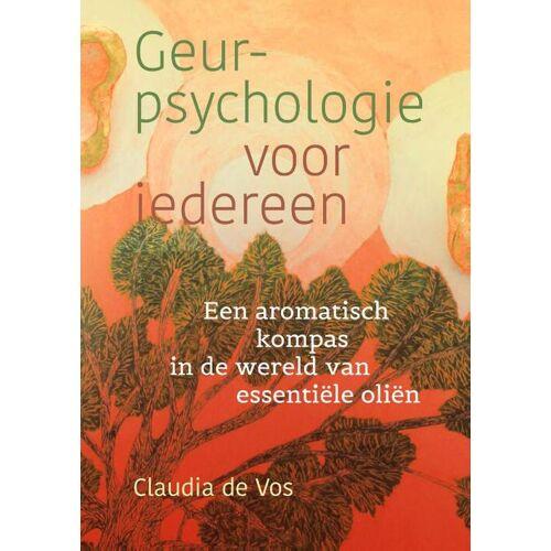 Geurpsychologie voor iedereen - Claudia de Vos (ISBN: 9789460151989)