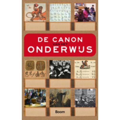 De canon van het onderwijs - Emma Los (ISBN: 9789461057730)