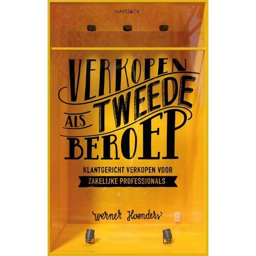 Verkopen als tweede beroep - Werner Hoenders (ISBN: 9789461263407)