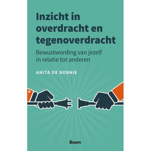 Inzicht in overdracht en tegenoverdracht - Anita de Nennie (ISBN: 9789461275905)