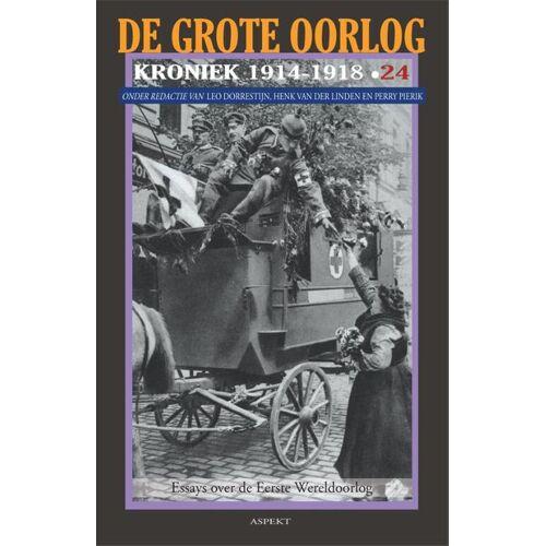 Grote oorlog Deel 24 - (ISBN: 9789461532077)