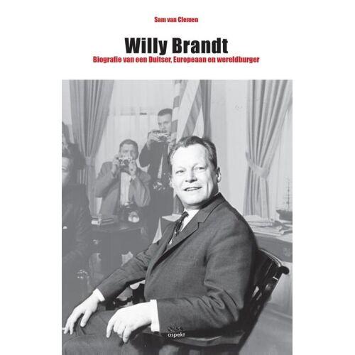 Willy Brandt - Sam van Clemen (ISBN: 9789461535214)
