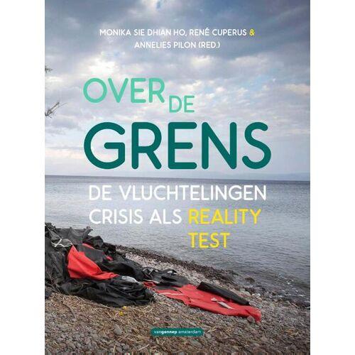 Over de grens - (ISBN: 9789461644596)
