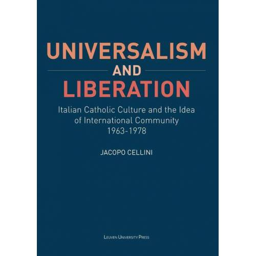 Universalism and Liberation - Jacopo Cellini (ISBN: 9789461662224)