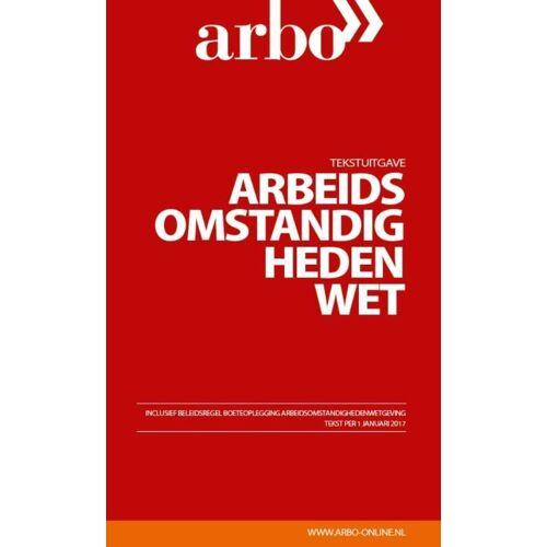 Arbeidsomstandighedenwet - (ISBN: 9789462154568)