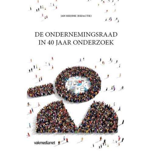 De ondernemingsraad in 40 jaar onderzoek - (ISBN: 9789462154834)