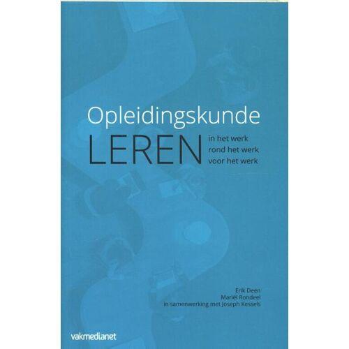 Opleidingskunde - Erik Deen, Mariel Rondeel (ISBN: 9789462154872)