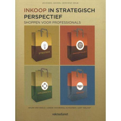 Inkoop in strategisch perspectief - Arjan van Weele (ISBN: 9789462155183)
