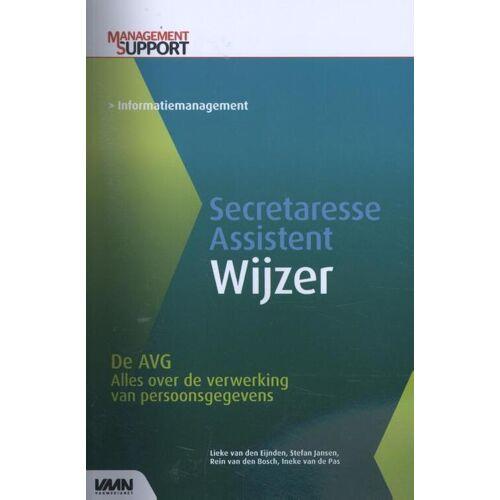 De AVG alles over de verwerking van persoonsgegevens - Ineke van de Pas (ISBN: 9789462155893)