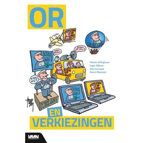 OR en verkiezingen - Bob Vermaak (ISBN: 9789462156203)