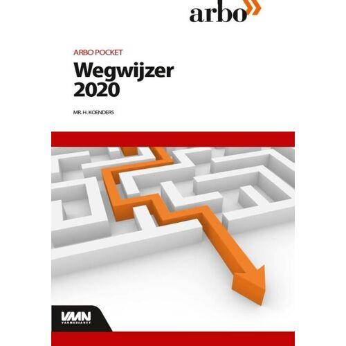 Arbo Pocket Wegwijzer - Henk Koenders (ISBN: 9789462156593)