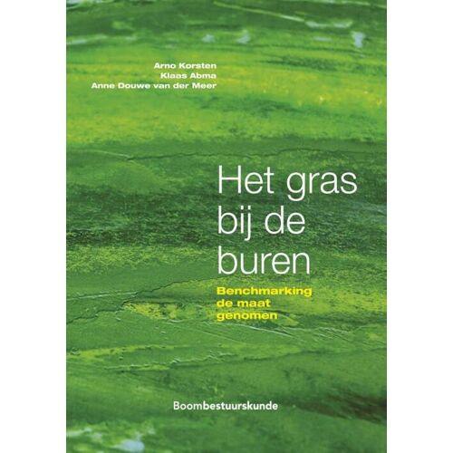 Het gras bij de buren - Anne Douwe van der Meer, Arno Korsten, Klaas Abma (ISBN: 9789462369153)