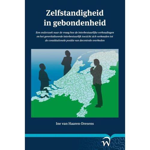 Zelfstandigheid in gebondenheid - Ine van Haaren-Dresens (ISBN: 9789462404700)