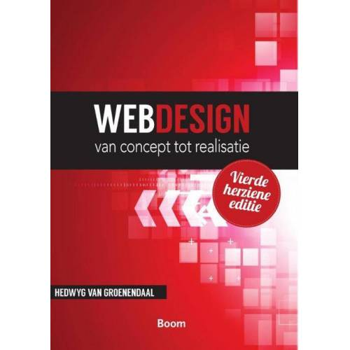 Webdesign - Hedwyg van Groenendaal (ISBN: 9789462450363)