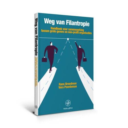 Weg van Filantropie - Hans Broodman, Vera Peerdeman (ISBN: 9789462491403)