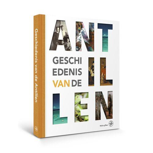 Geschiedenis van de Antillen - Leo Dalhuisen, Ronald Donk, Rosemarijn Hoefte (ISBN: 9789462493674)