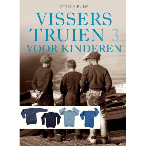 Visserstruien voor kinderen, deel 3 - Stella Ruhe (ISBN: 9789462501379)