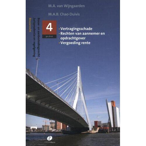 Bouwrecht - M.A.B. Chao-Duivis, M.A. van Wijngaarden (ISBN: 9789462510746)