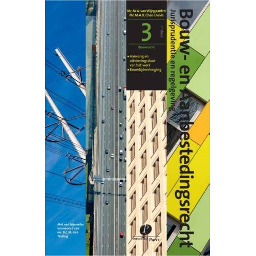 Bouwrecht - M.A.B. Chao-Duivis, M.A. van Wijngaarden (ISBN: 9789462511897)