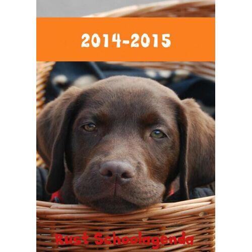 2014-2015 - Rust Agenda (ISBN: 9789462549593)