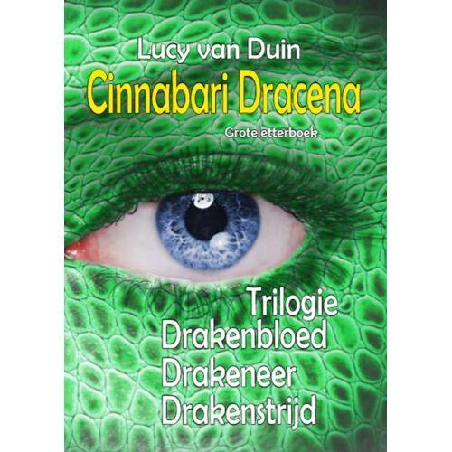 Cinnabari Dracena trilogie - Lucy van Duin (ISBN: 9789462602335)