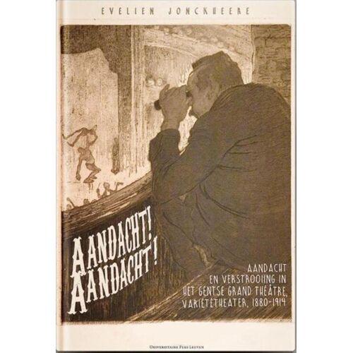 Aandacht! Aandacht! - Evelien Jonckheere (ISBN: 9789462701007)