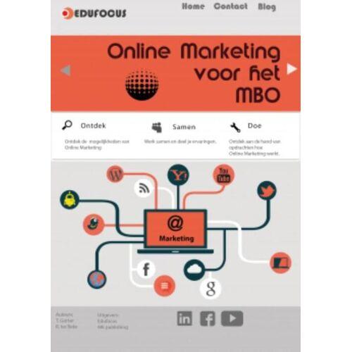 Online marketing voor het MBO - René ter Beke, Tim Gorter (ISBN: 9789462710542)