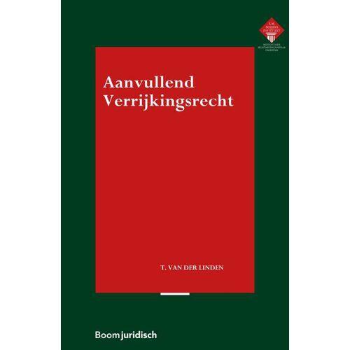 Aanvullend verrijkingsrecht - Teun van der Linden (ISBN: 9789462745445)