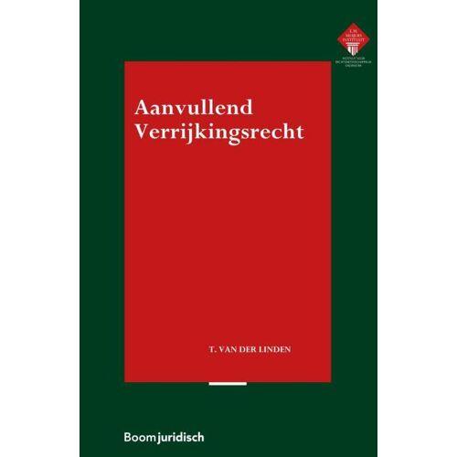 Aanvullend Verrijkingsrecht - Teun van der Linden (ISBN: 9789462906785)