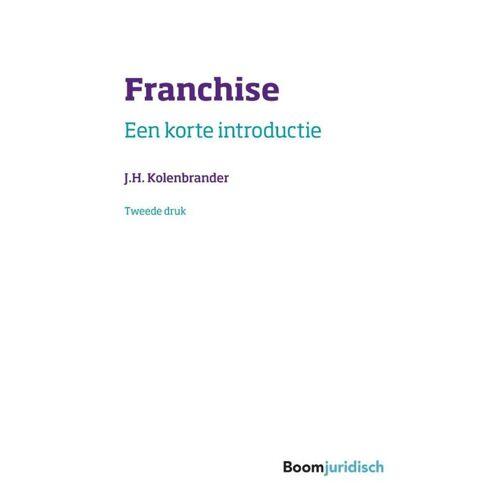 Franchise - J.H. Kolenbrander (ISBN: 9789462908611)