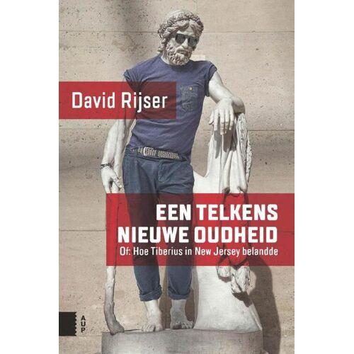 Een telkens nieuwe Oudheid - David Rijser (ISBN: 9789462986183)