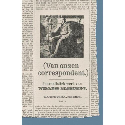 Van onzen correspondent - (ISBN: 9789463101707)