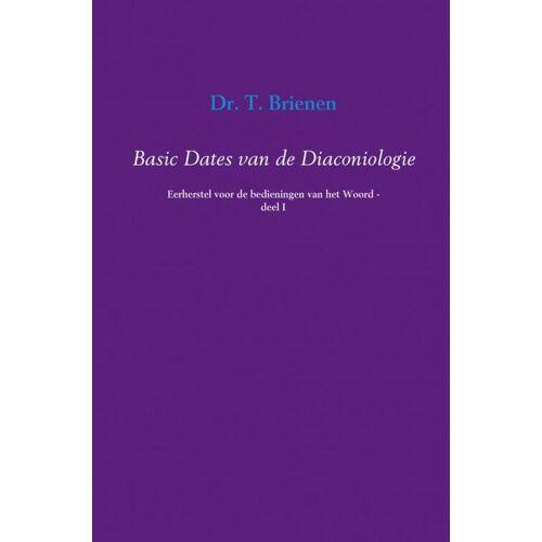 Basic dates van de diaconiologie - T. Brienen (ISBN: 9789463185479)