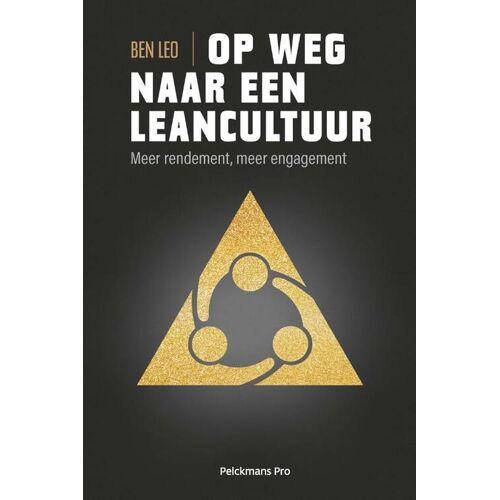 Op weg naar een lean cultuur - Ben Leo (ISBN: 9789463372381)