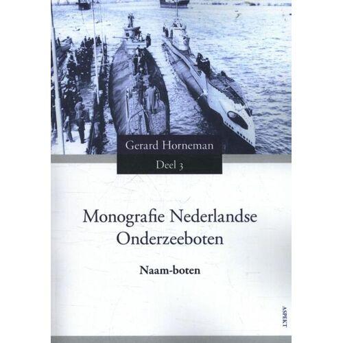 Naam-boten - Gerard Horneman (ISBN: 9789463382465)