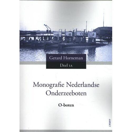 O-boten - Gerard Horneman (ISBN: 9789463383363)