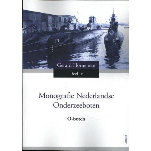 O-boten - Gerard Horneman (ISBN: 9789463383370)