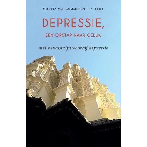 Depressie, een opstap naar geluk - Modita van Zummeren (ISBN: 9789463384803)