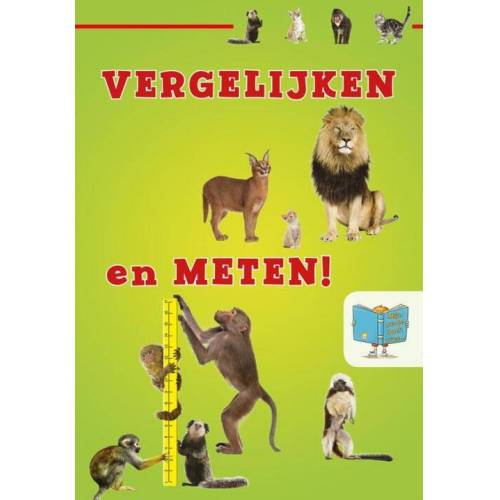 Vergelijken en meten! - Tracey Steffora (ISBN: 9789463410151)