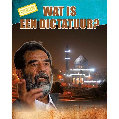 Wat is een dictatuur? - Nick Hunter (ISBN: 9789463414210)