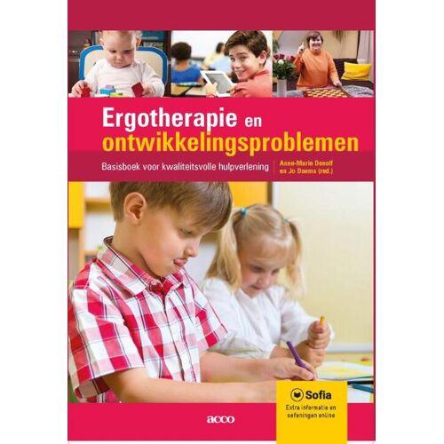 Ergotherapie en ontwikkelingsproblemen - Anne-Marie Denolf, Jo Daems (ISBN: 9789463448604)
