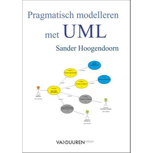 Pragmatisch modelleren met UML Paperbackeditie - Sander Hoogendoorn (ISBN: 9789463561761)