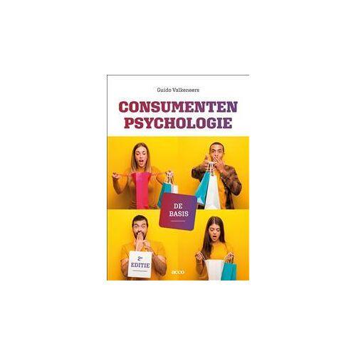 Consumentenpsychologie - Guido Valkeneers (ISBN: 9789463792516)