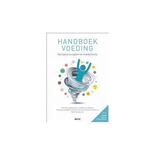 Handboek voeding - Ann Meulemans (ISBN: 9789463797115)