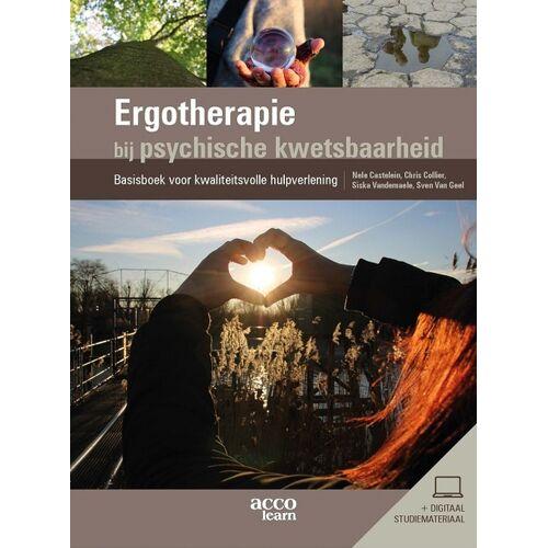Ergotherapie bij psychische kwetsbaarheid - Chris Collier (ISBN: 9789463798662)