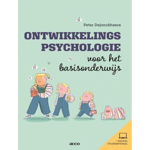 Ontwikkelingspsychologie voor het basisonderwijs - Peter Dejonckheere (ISBN: 9789463799034)