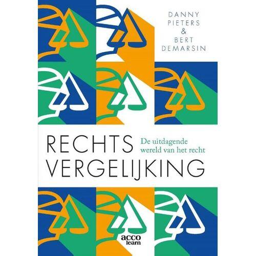 Rechtsvergelijking - Bert Demarsin, Danny Pieters (ISBN: 9789463799065)