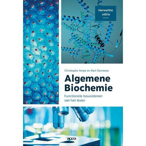 Algemene biochemie - Bart Devreese, Christophe Ampe (ISBN: 9789463799287)