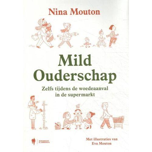 Mild Ouderschap - Nina Mouton (ISBN: 9789463931540)