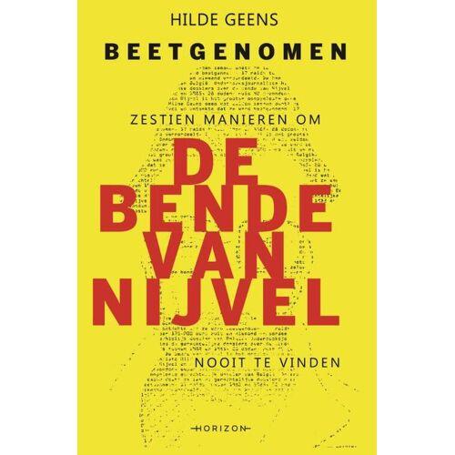 Beetgenomen - Hilde Geens (ISBN: 9789463962155)